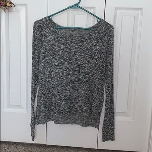 Soft & Sexy AE long sleeve sweater.